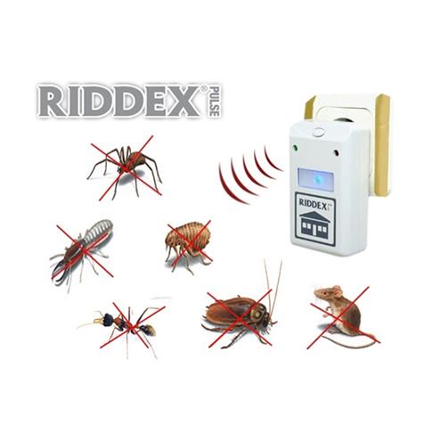 отпугиватель насекомых грызунов riddex