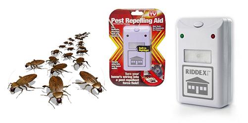 бытовой отпугиватель насекомых