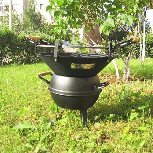 Чугунный для барбекю фотография электрокамина аврора